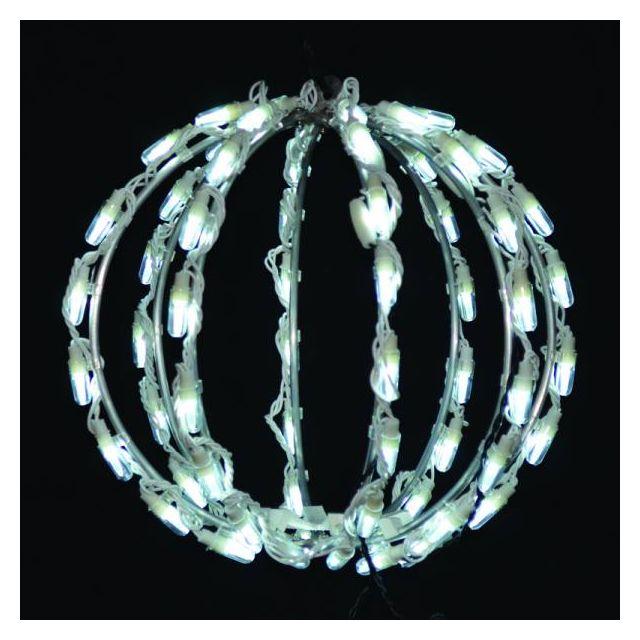"""LED Sphere 12"""" White"""
