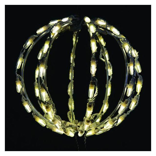 LED Sphere Warm White