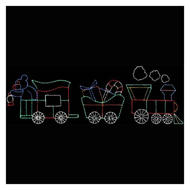 LED Train Se