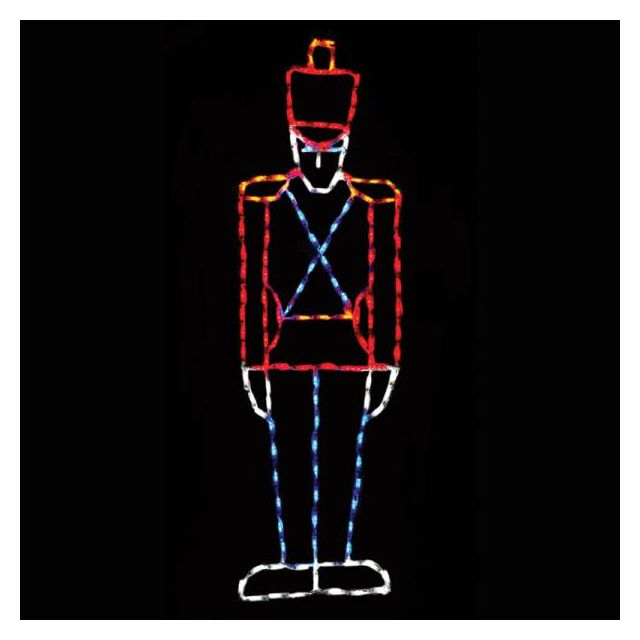 LED Toy Soldier (Small