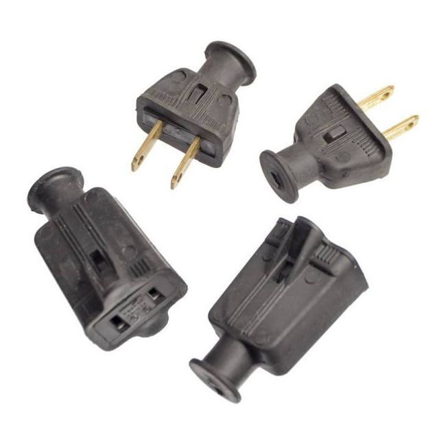 Male Rubber Plug