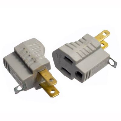 Adapter Grounding