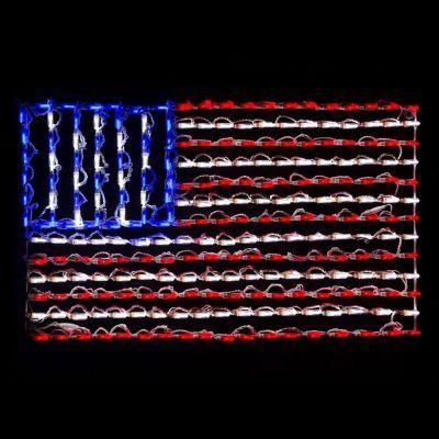 LED American Flag