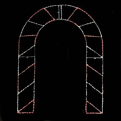 Archway Red/White