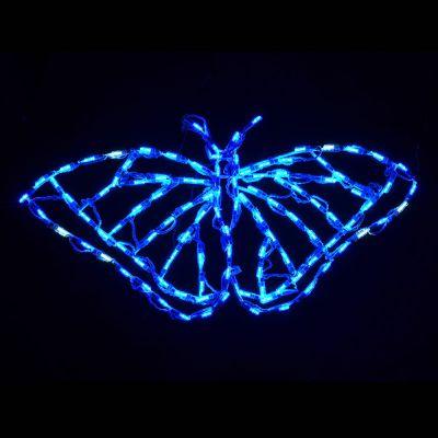 Spring Morpho Butterfly