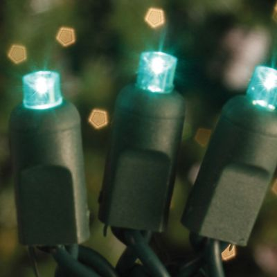 70's LED Concave Green