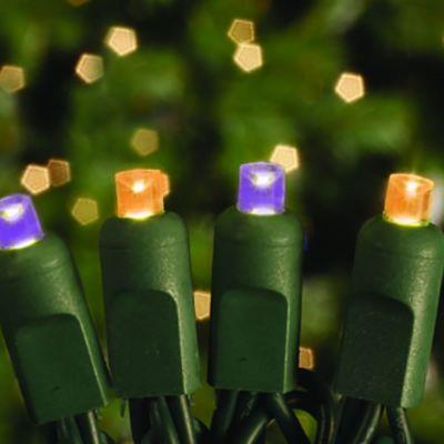 70's LED Concave (Orange/Purple)