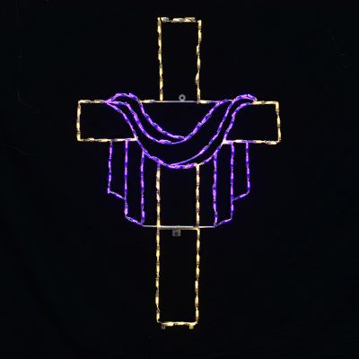 LED Cross (Small)