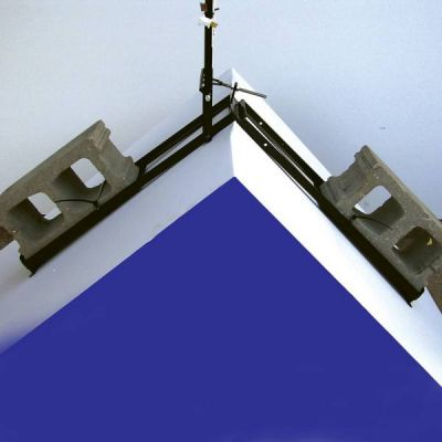 Gable Bracket - Adjustable