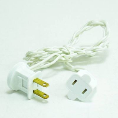 Jumper cord - 3' (White)