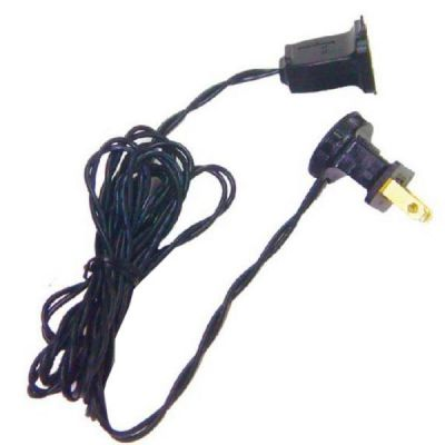 Jumper cord - 6' (Black)