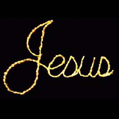 LED Jesus