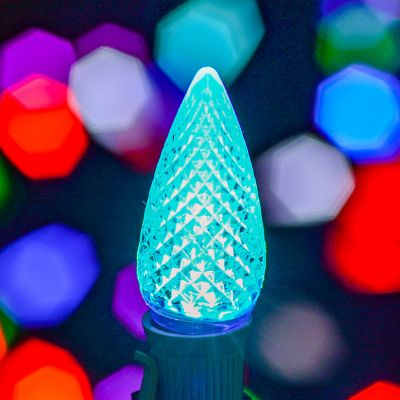 LED C9 Bulb (Ice Blue)