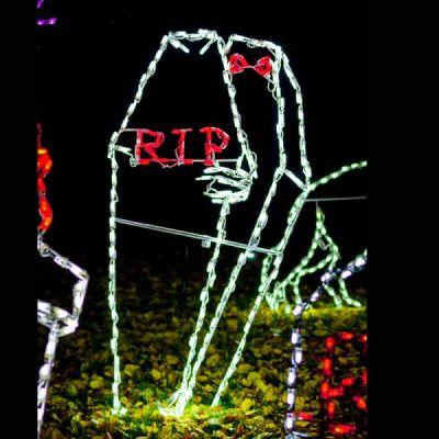 LED Coffin