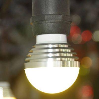 LED G50 Bulb with E26 base (Warm White)