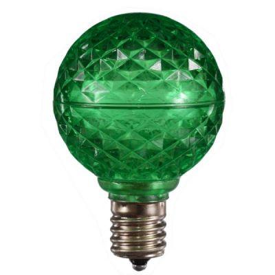LED G50 Bulb (Green)