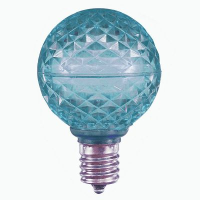 LED G50 Bulb (Ice Blue)