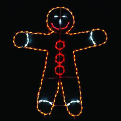 LED Gingerbread Boy