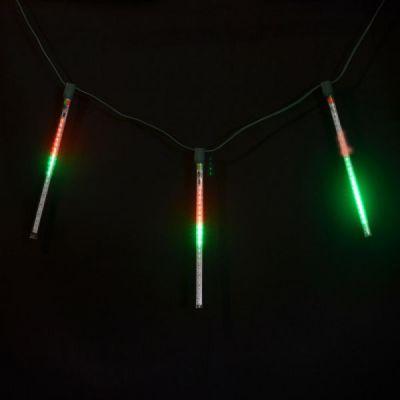 LED Meteor Light 30CM (Red/Green)