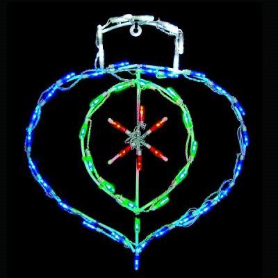 LED Ornament Hanging (Onion)