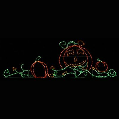 LED Pumpkin Patch