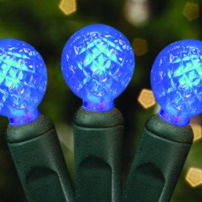 70's LED Raspberries Blue