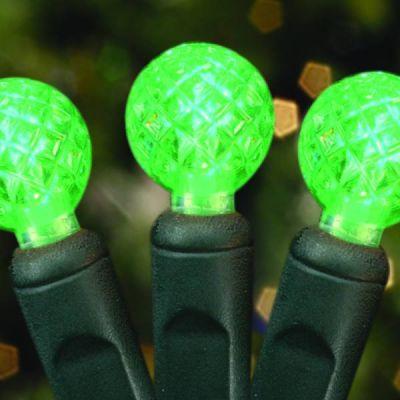 70's LED Raspberries Green