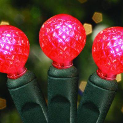 70's LED Raspberries Red