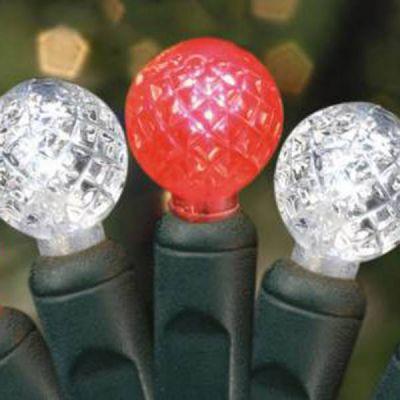 70's LED Raspberries Red/White