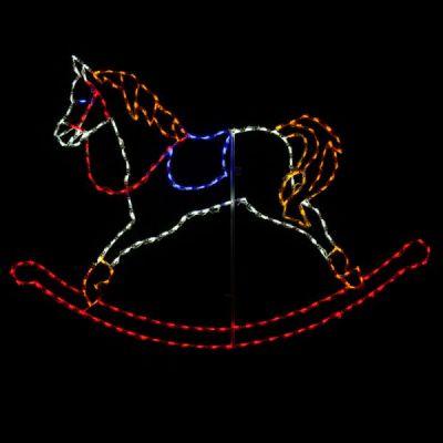 LED Rocking Horse
