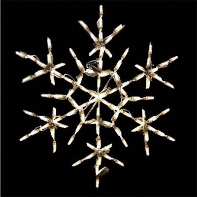 LED Snowflake 1 (Warm White)