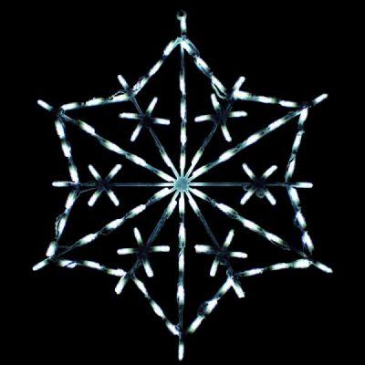 LED Snowflake 2 (White)