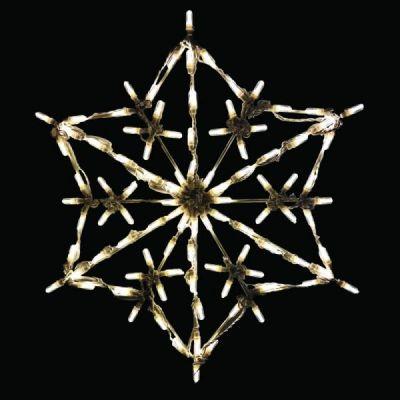 LED Snowflake 2 (Warm White)