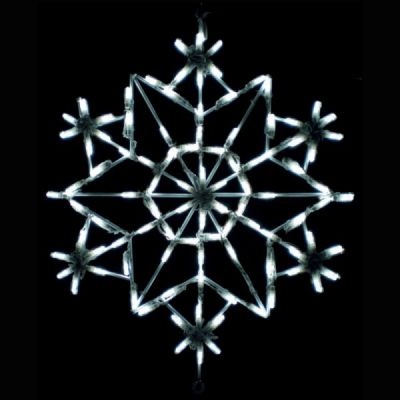 LED Snowflake 3 (White)