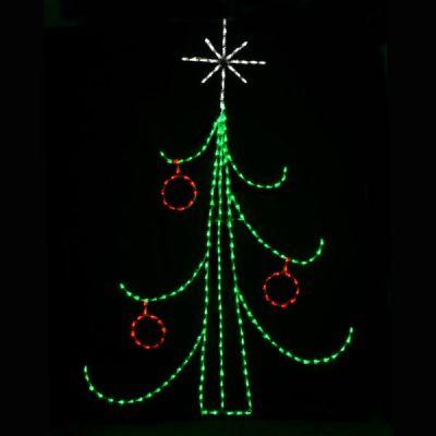 LED Swag tree Large