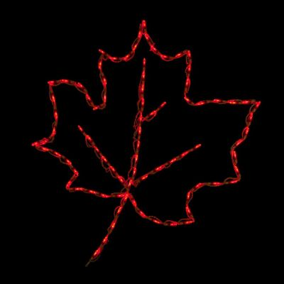 LED Maple Leaf