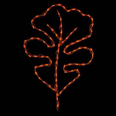 LED Oak Leaf