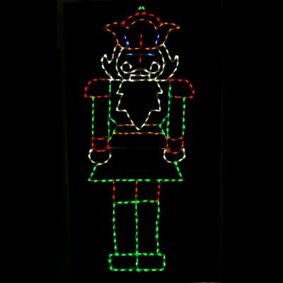 LED Nutcracker
