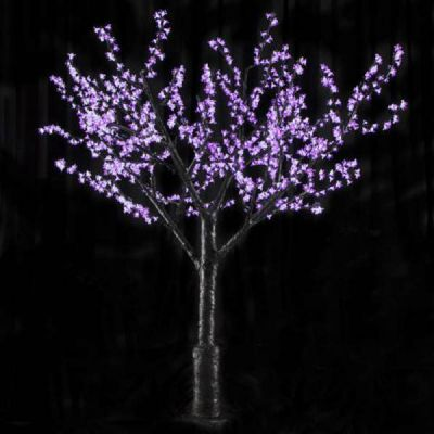 Cherry Blossom Tree 8' Purple
