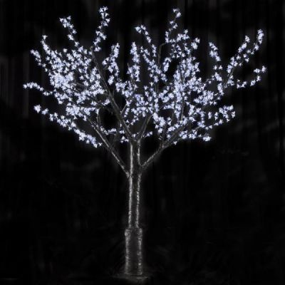 Cherry Blossom Tree 8' White