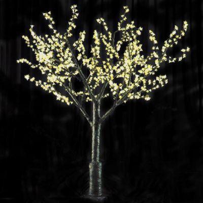 8' Cherry Blosson Tree Yellow