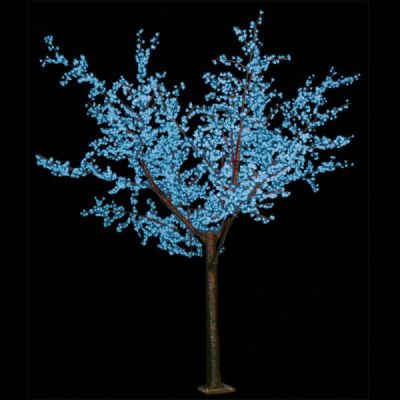 14' Cherry Blossom Tree Blue