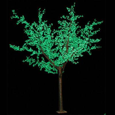 14' Cherry Blossom Tree Green