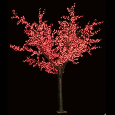 14' Cherry Blossom Tree Red
