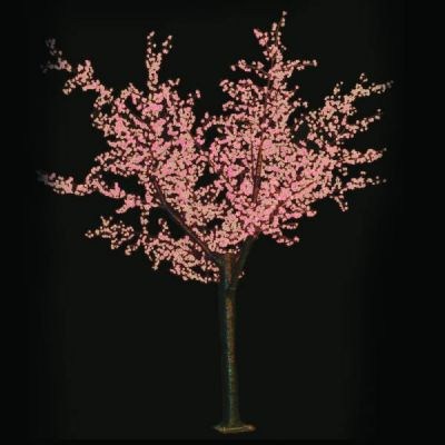 14' Cherry Blossom Tree Color Changing