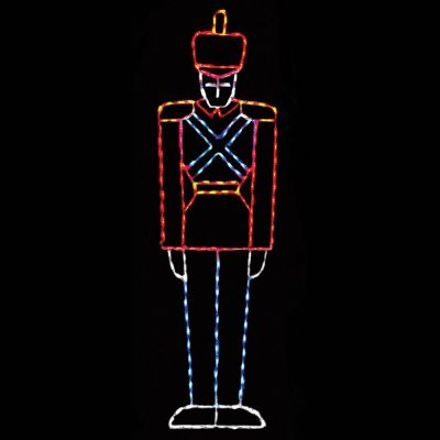 LED Toy Soldier (Large)