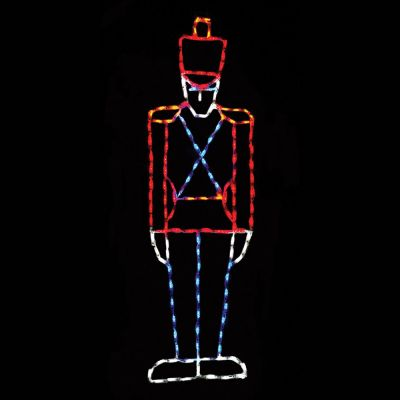 LED Toy Soldier (Small)
