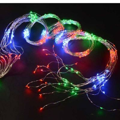 Wire Lights - 360 Bulbs (Multi)