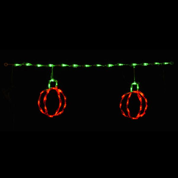 LED Pumpkin Linkable