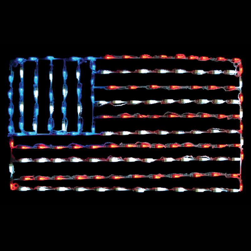 LED 4th of July Displays